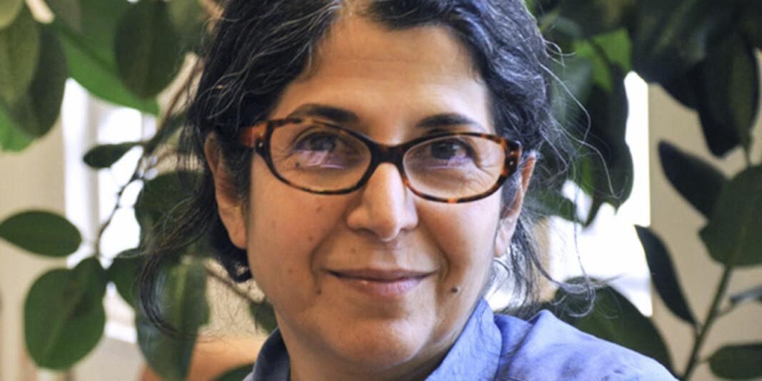 Fariba Adelkhah ble arrestert sammen med en fransk kollega i juni.
