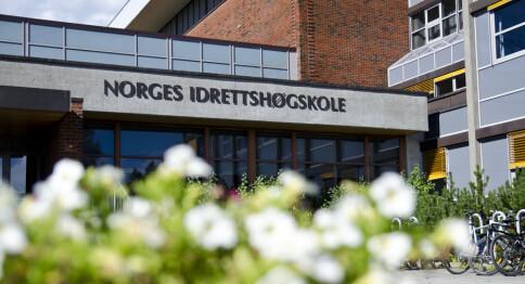 Her er den nye direktøren ved Norges idrettshøgskole