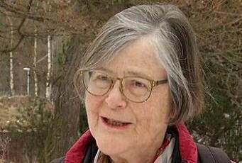 Professor Bjørg Marit Andersen