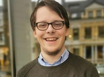 Ny leiarkandidat Morten Stene