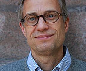 Professor Øystein Linnebo er medlem av arbeidsgruppen som kommer med forslag til sparetiltak.