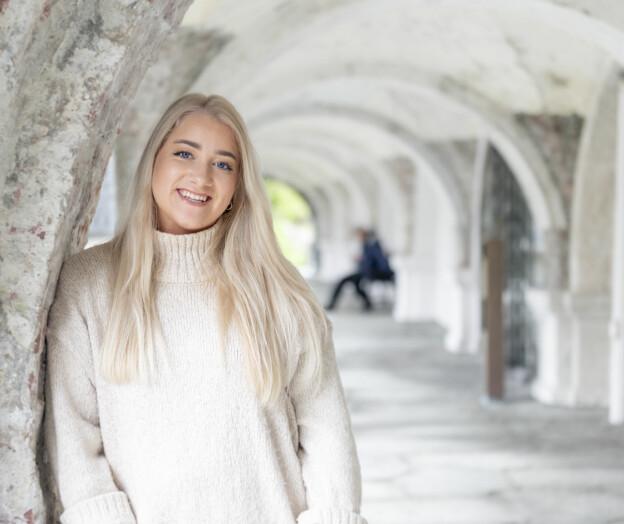 Krumsvik trekker seg som studentleder i Bergen