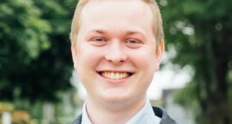 Han blir ny studentleder ved UiS