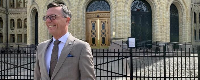 Dag Rune Olsen, rektor ved UiB og UHR-leder er på jobbjakt, og kan være aktuell som søker på stillingen som ny toppsjef i Forskningsrådet etter John-Arne Røttingen.