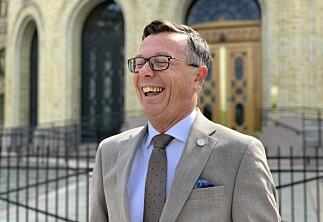 Dag Rune Olsen blir ny rektor ved UiT