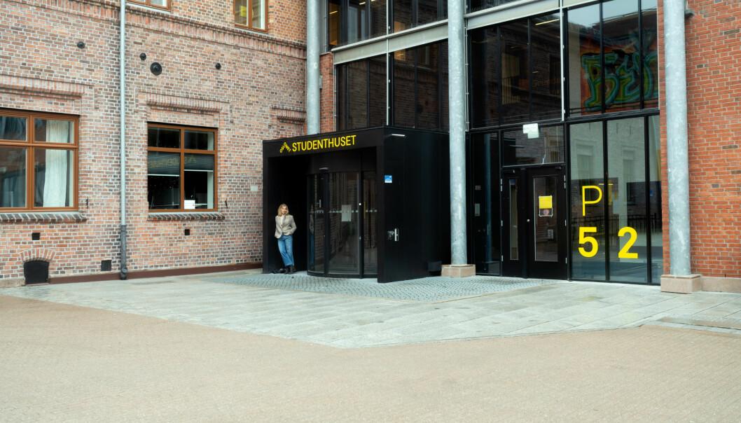 Blir prorektor for utdanning på OsloMet, Nina Waaler , like alene på campus til høsten?