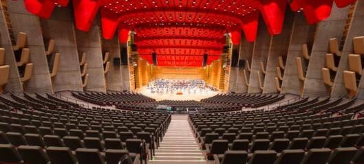 UiB vurderer undervisning i Grieghallen til hausten