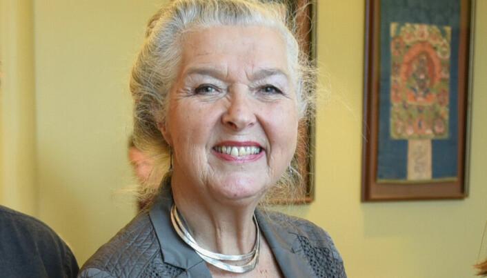 Ann-Kristin Olsen, leder av forskningsetisk utvalg på Universitetet i Agder.