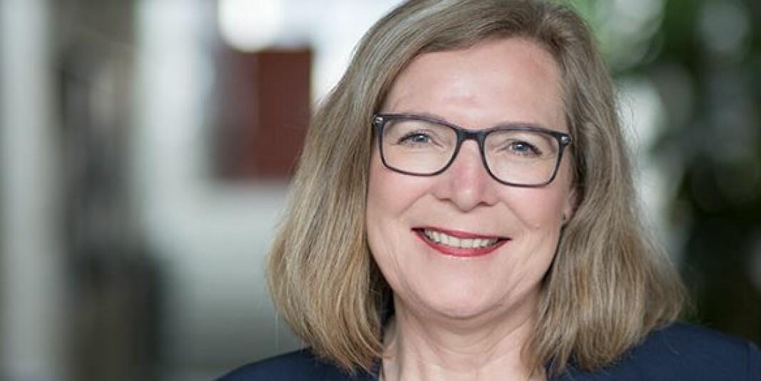 Kate Kartveit er tilsett som ny dekan ved Avdeling for mediefag ved Høgskulen i Volda.