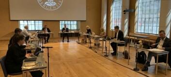 Korona-kostnader: Vil kosta UiB 100 millionar i år, 300 millionar på sikt