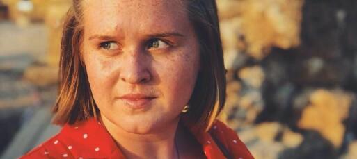 Guro Boldvik, student ved Universitetet i Oslo.