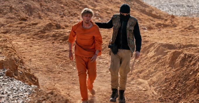 God thriller om IS-fangenskap