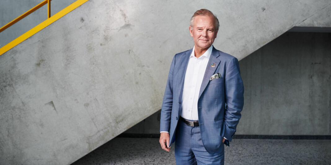 ERC må fortsatt være åpent for forskerinitierte prosjekter, det skal være tematisk nøytralt, kun kvaliteten skal telle, mener rektor Ole Petter Ottersen ved Karolinska Institutet.