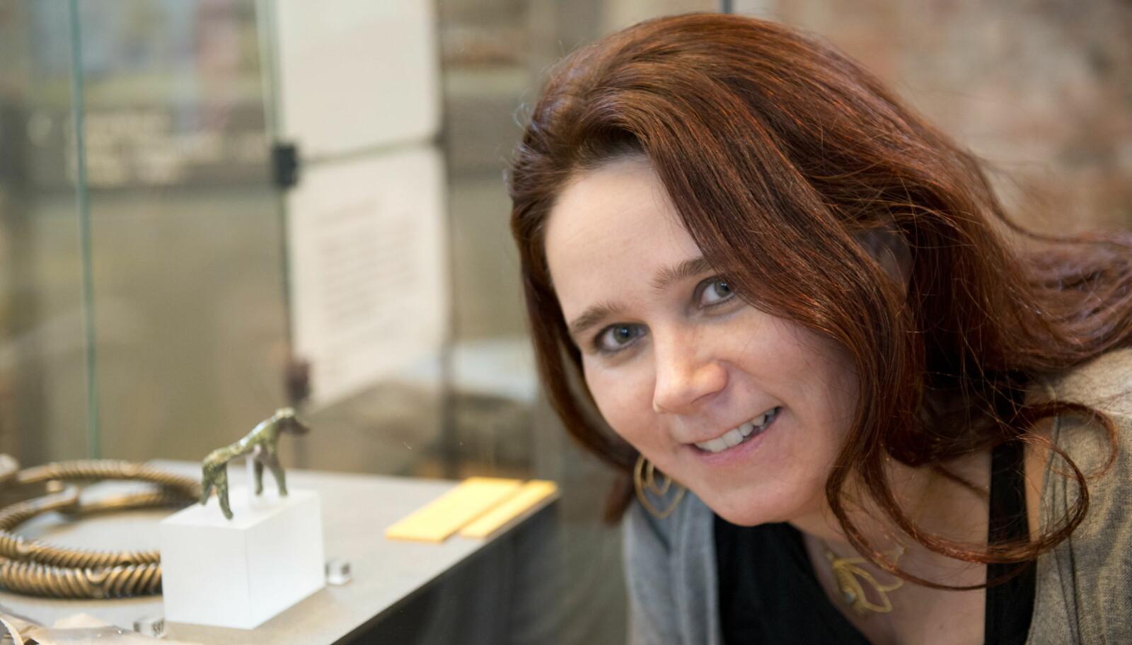 Kristin Armstrong Oma satsa på ei akademisk karriere etter arkeologistudia. Fleire av medstudentane hennar blei derimot rekrutterte til finansbransjen i London.
