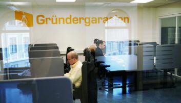Gründergarasjen ved OsloMet har eksistert i to år.