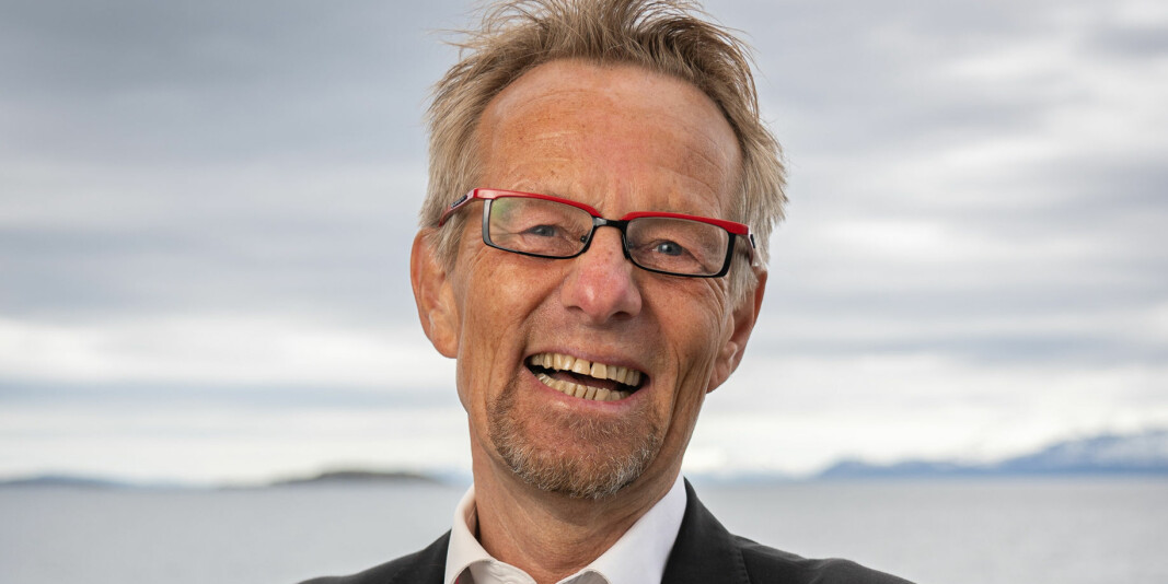 Førstelektor Bård Borch Michalsen går inn i toppledelsen ved UiT Norges arktiske universitet.