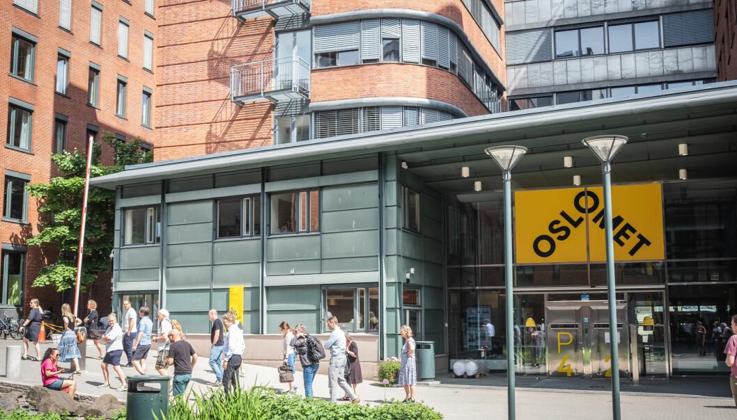23 ansatte reagerer sterkt på at OsloMet har inngått avtale med en av Nordens største private velferdsaktører.