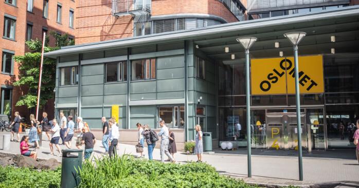 Brannalarmen gikk i et delvis koronastengt bygg på Campus Pilestredet i Oslo og vel 40 ansatte kom ut fra bygningen, viste Khronos uformelle opptelling tirsdag.