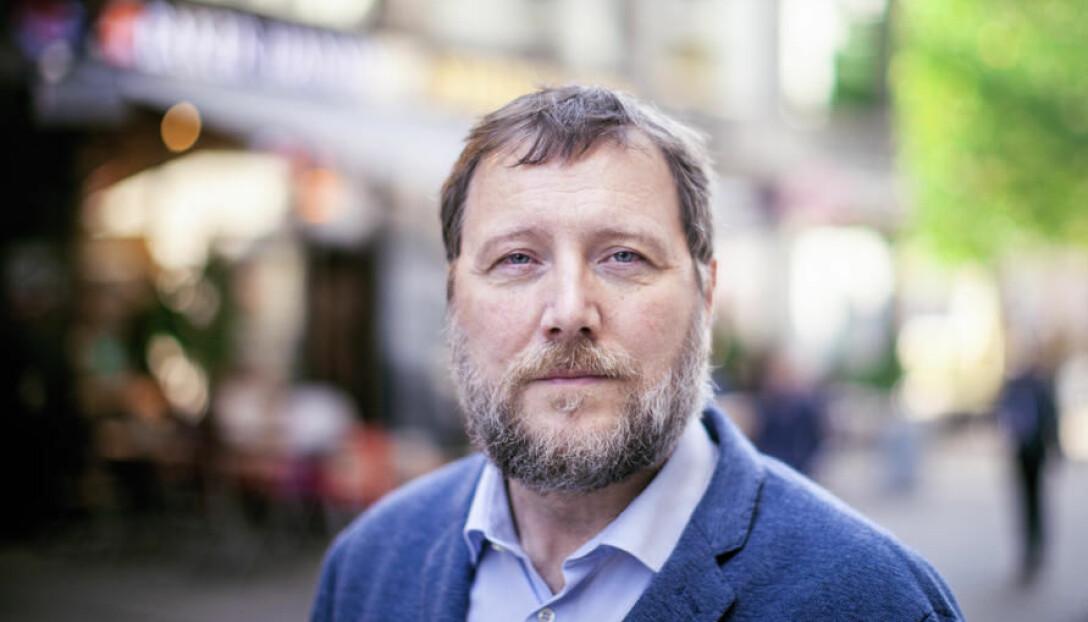 — Sjølvsensuren er godt kjend i Fastlands-Kina, og noko vi fryktar skal forplante seg til Hongkong, seier Amnestys kinaekspert, Gerald Folkvord.