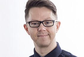 Hans Jørgen Gåsemyr, forskar ved UiB og NUPI. Foto: Christopher Olssøn.