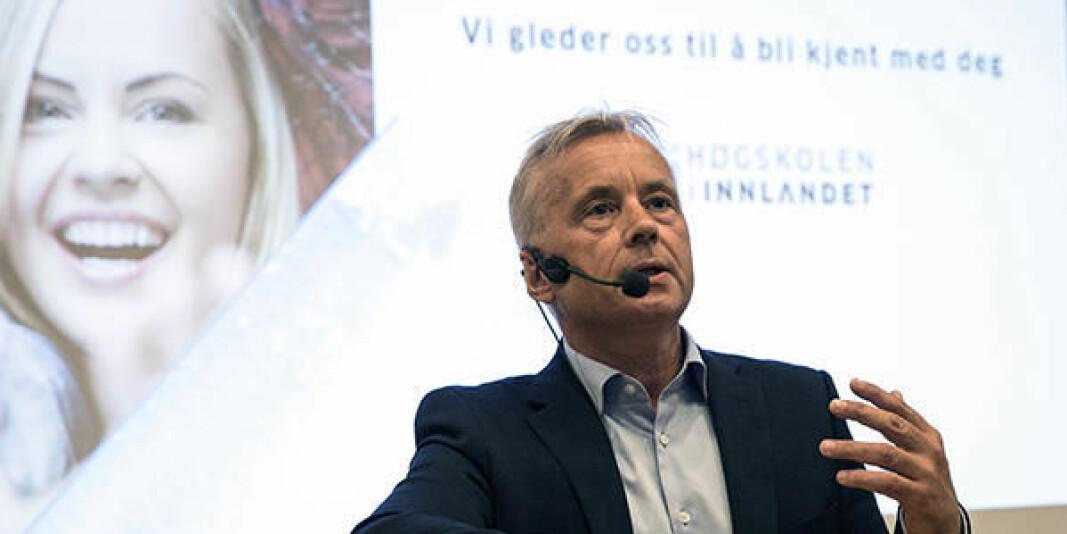 Fylkesmann Knut Storberget i Innlandet har skrevet brev til Nokut-styret sammen med fylkesordfører Even Aleksander Hagen, i håp om at styret skal godkjenne Innlandets universitetssøknad.