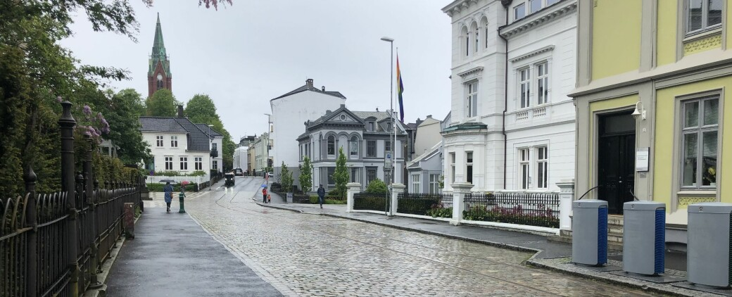 Våre universitet, (her Universitetet i Bergen red.mrk.), tykkjest ikkje å vere på høgde med korleis