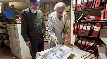 Delar av UiB sine historiske samlingar fortsatt i fare