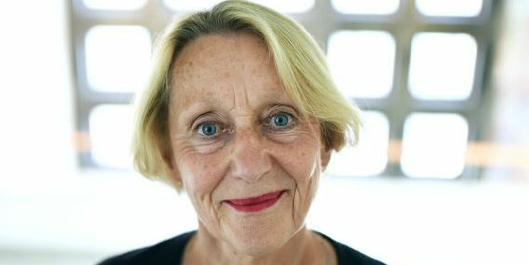 Professor emerita Anne Inger Helmen Borge ved Universitetet i Oslo mener flere forskere setter etikken i annen rekke.
