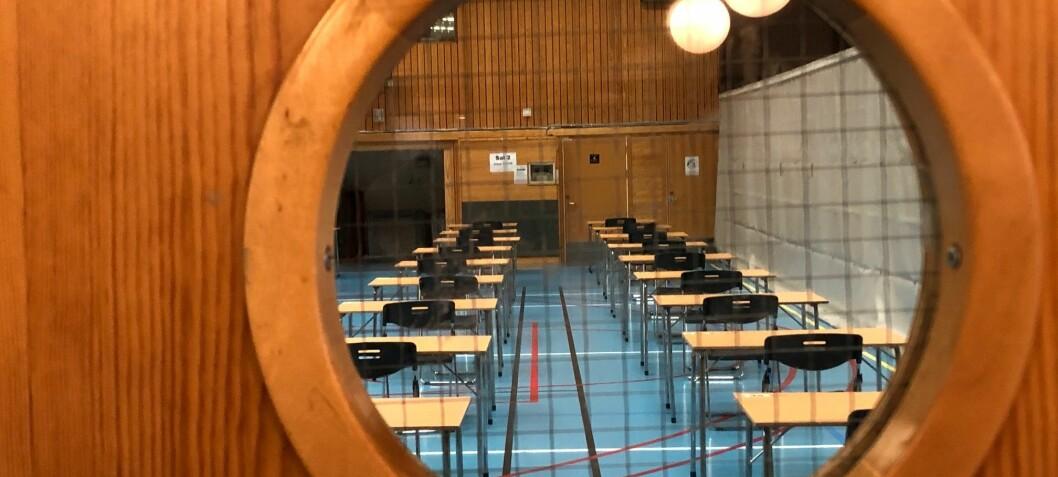 Er kvalitetssikringa av eksamens-oppgåvene god nok?