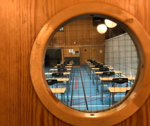 Koronautbruddet førte til økt stress for studentene og lite studentaktiv læring