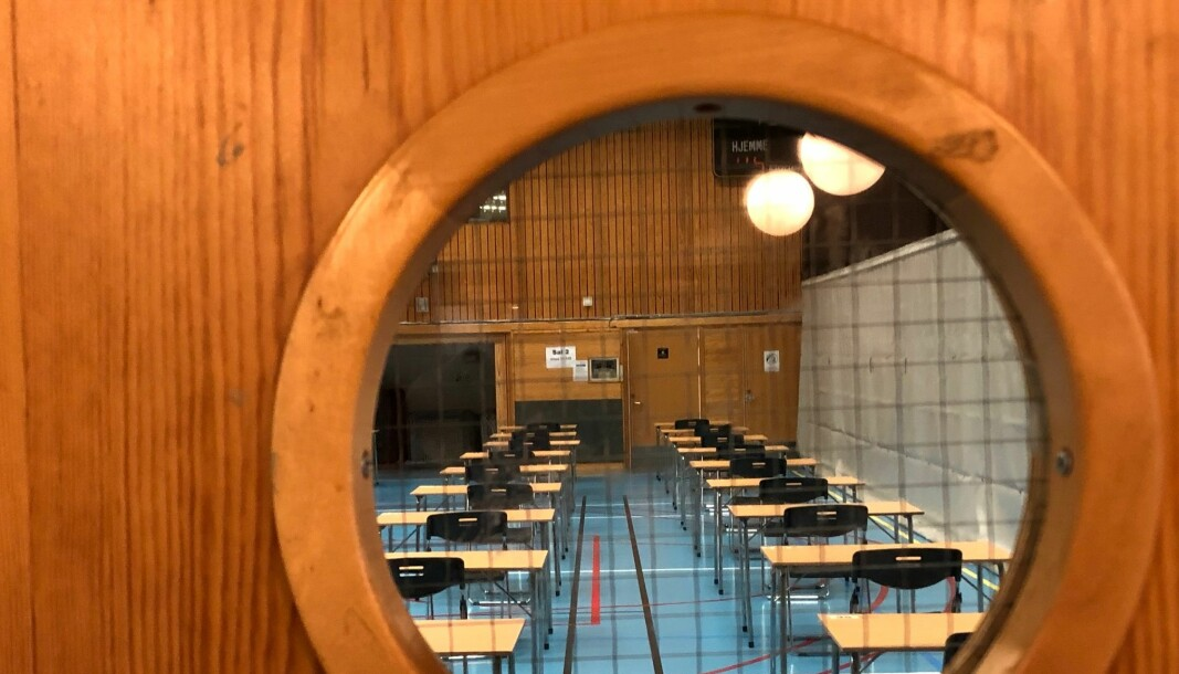 Før vi går laus på rotinga til studentane, må vi sørge for å ha rydda i eige hus!, skriv professor Olav Kristian Gunnarson Dovland.