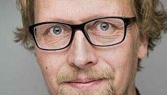 Geir Heierstad er ansatt som NIBR-direktør.