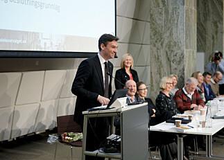 Asheim: Institusjonane må gjera meir med norskopplæringa