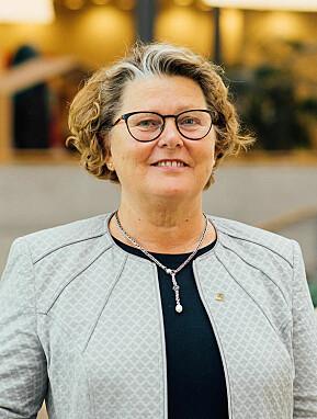 Studentane ønskjer meir enn bachelor, seier prorektor for utdanning, Astrid Birgitte Eggen, ved UiS.