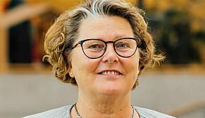 Prorektor for utdanning, Astrid Birgitte Eggen, ved UiS.