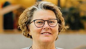 Prorektor for utdanning, Astrid Birgitte Eggen, ved Universitetet i Stavanger.