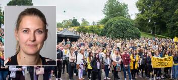 Korona kan koste norske studenter flere milliarder