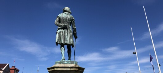 Ludvig Holberg var verken slavehandlar eller rasist