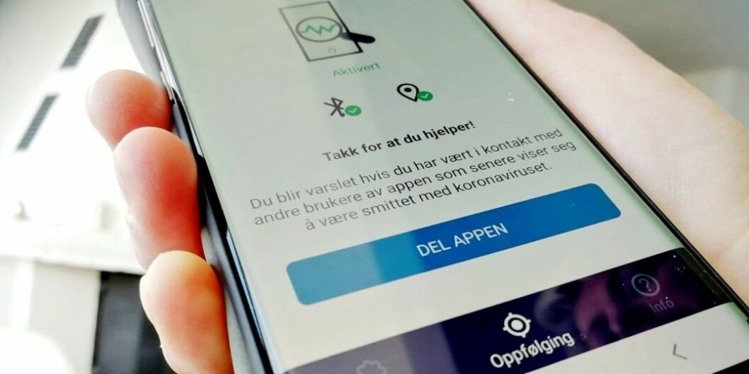 Smittesporingsappen Smittestopp har vært gjenstand for mange diskusjoner om personvern denne våren. Nå ber FHI alle som har lastet ned appen om å deaktivere den.
