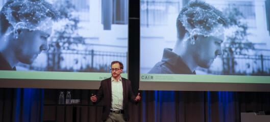 Starter forskerskole for kunstig intelligens