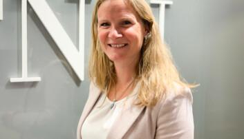 Mari Sundli Tveit, områdedirektør politikk i NHO.