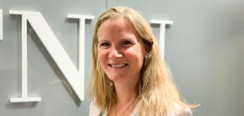 Mari Sundli Tveit, områdedirektør politikk i NHO, har ingen kommentar til framtidig ledelse av Forskningsrådet.