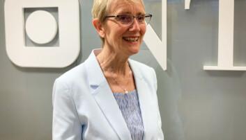 Anne Borg ble ansatt som rektor ved NTNU 13. desember 2019.
