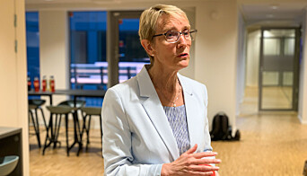 Rektor ved NTNU, Anne Borg.
