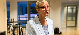 Anne Borg, rektor ved NTNU