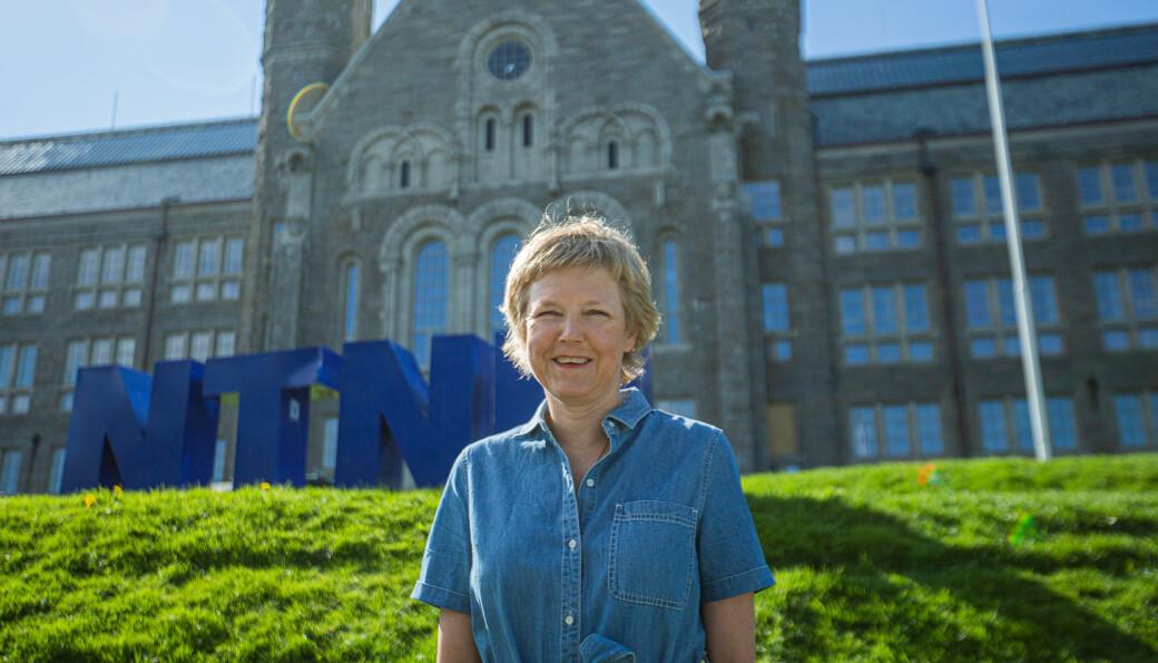 — Jeg ser for meg at mange studenter vil være skuffet over å måtte fortsette med digital undervisning etter gjenåpningen, sier Marit Reitan, prorektor for utdanning ved NTNU.