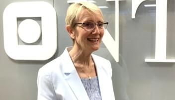 Rektor Anne Borg mener rektoratetet vil nyte godt av Reitans statsvitenskapskompetanse.