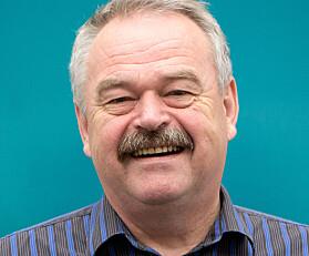 Professor Yngve Nordkvelle.