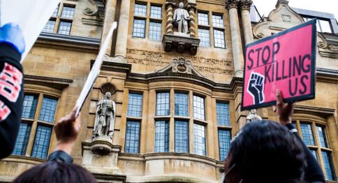 Nå kan Rhodes falle i Oxford