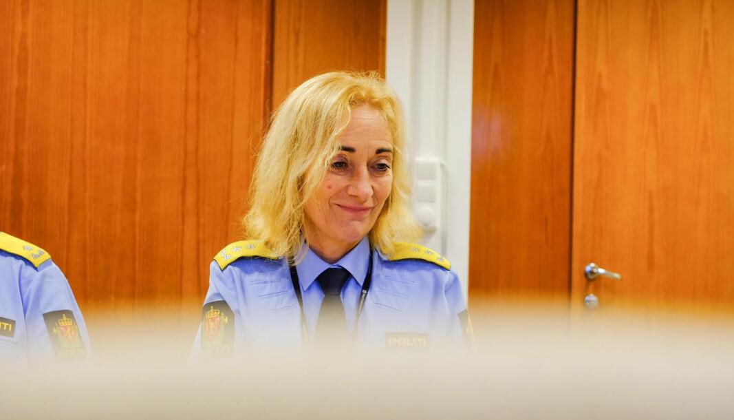 Rektor for Politihøgskolen, Nina Skarpenes, er opprørt over det som kommer frem i den ferske studien. Forskerne har også undersøkt forholdene i Vest politidistrikt.